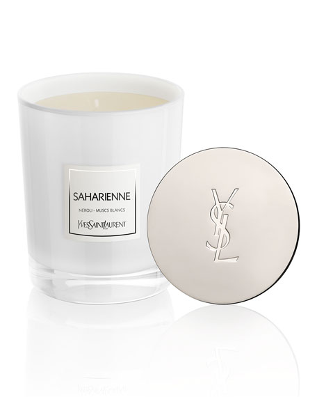 Yves Saint Laurent Beaute Exclusive LE VESTIAIRE DES PARFUMS Saharienne Candle