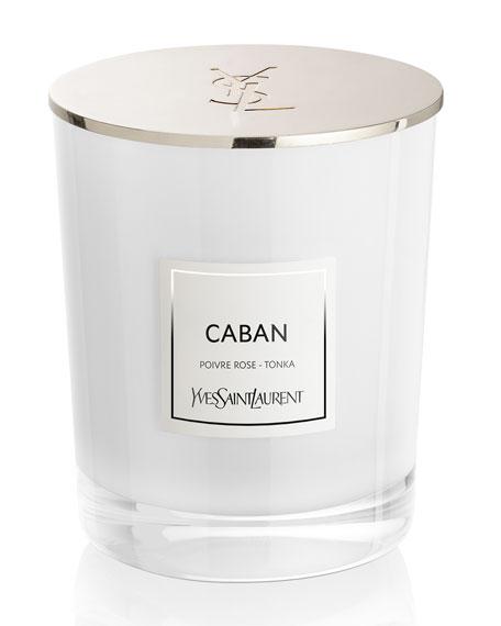 Yves Saint Laurent Beaute Exclusive LE VESTIAIRE DES PARFUMS Caban Candle