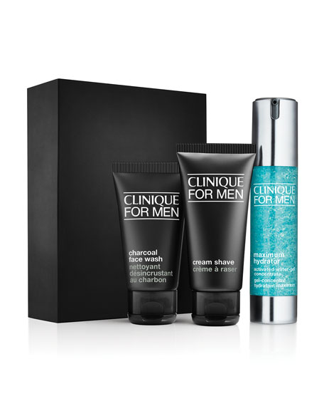 Clinique Clinique For Men?? Custom-Fit Daily Intense Hydration