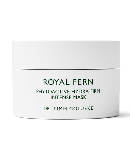 Royal Fern Phytoactive Hydra-Firm Intense Mask
