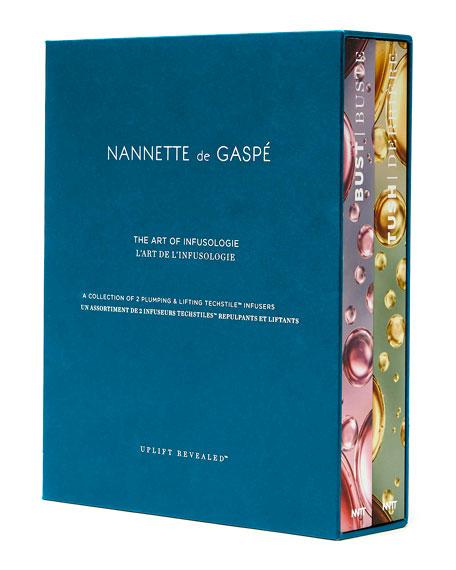 Nannette de Gaspe Uplift Revealed Coffret