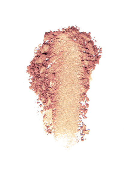 Marbleized Rose Gold Powder