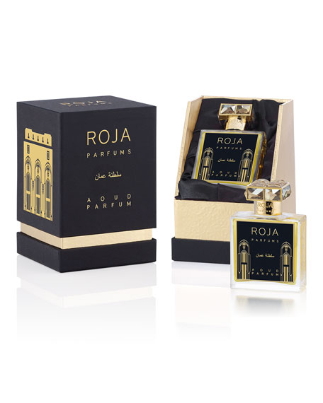 Roja Parfums Sultanate of Oman Aoud Parfum, 1.7 oz./ 50 mL