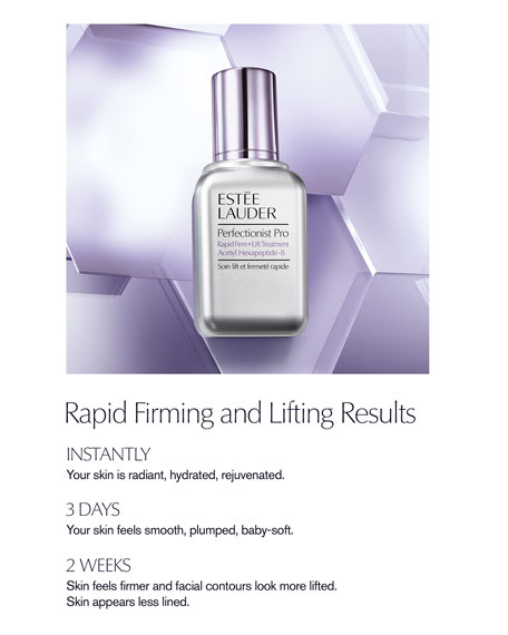 Perfectionist Pro Rapid Firm + Lift Treatment with Acetyl Hexapeptide-8, 1.0 oz./ 30 mL