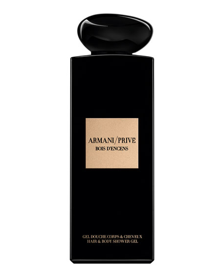 Giorgio Armani ARMANI PRIVE BOIS D'ENCENS SHOWER GEL, 6.7 OZ./ 200 ML