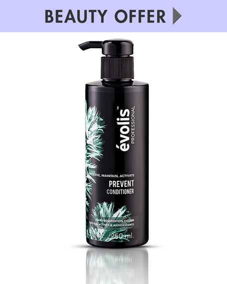 Yours with an évolis PREVENT Activator Purchase—Online only*