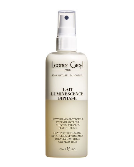 Leonor Greyl LAIT LUMINESCENCE BI-PHASE (DETANGLING AND STYLING SPRAY FOR THICK HAIR), 5.2 OZ./ 150 ML