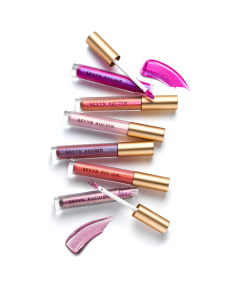Kevyn Aucoin The Molten Lip Color: Molten Gems, 4.12 mL