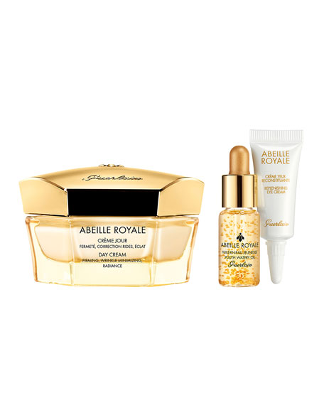 Guerlain Abeille Royale 2018 Cream Set