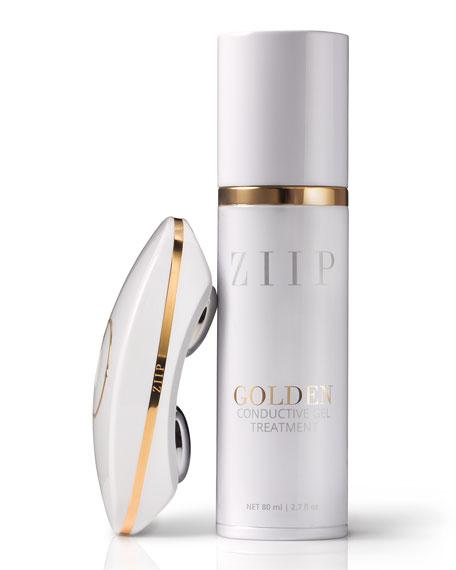 ZIIP ZIIP Beauty Device & Golden Conductive Gel