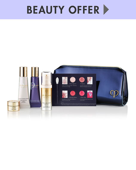 Yours with any $350 Cle de Peau purchase—Online only*