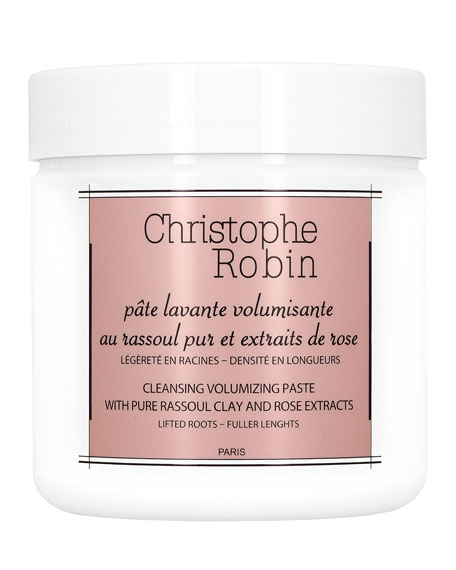 Cleansing and Volumizing Paste with Rassoul and Rose Extracts, 8.4 oz./ 250 mL