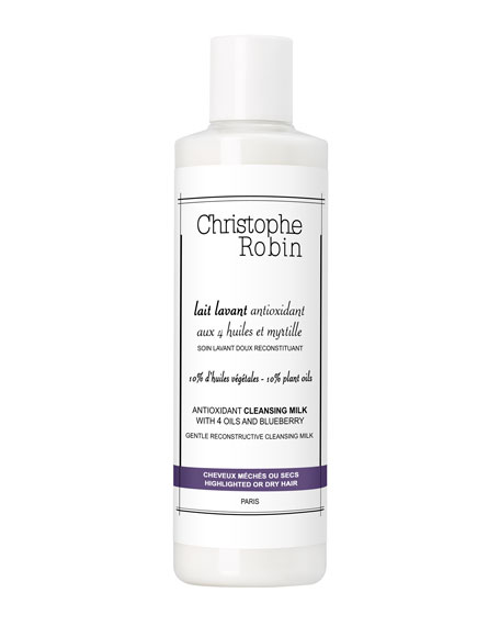 Christophe Robin Antioxidant Cleansing Milk with 4 Oils