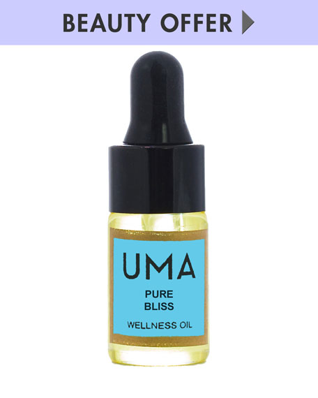Yours with any UMA Oils Purchase