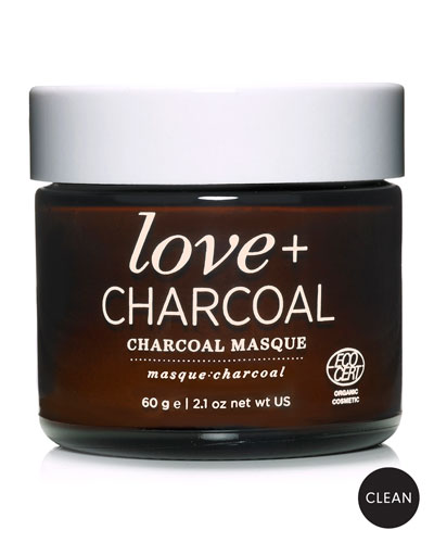 Love + Charcoal Masque  2.1 oz./ 60 g