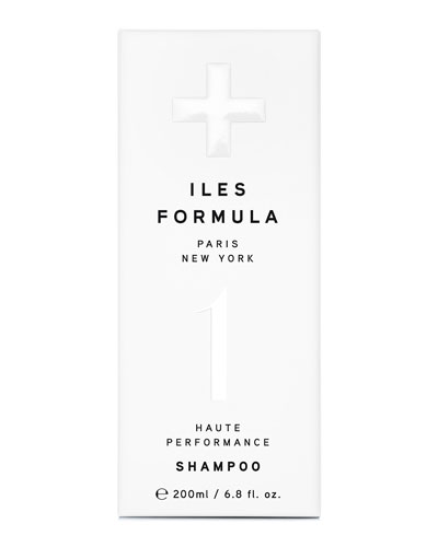 Iles Formula Shampoo  6.8 oz./ 200 mL