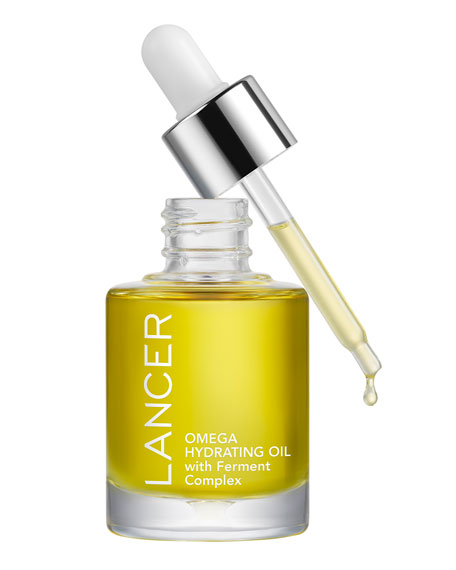 Omega Hydrating Oil with Ferment Complex, 1.0 oz./ 30 mL