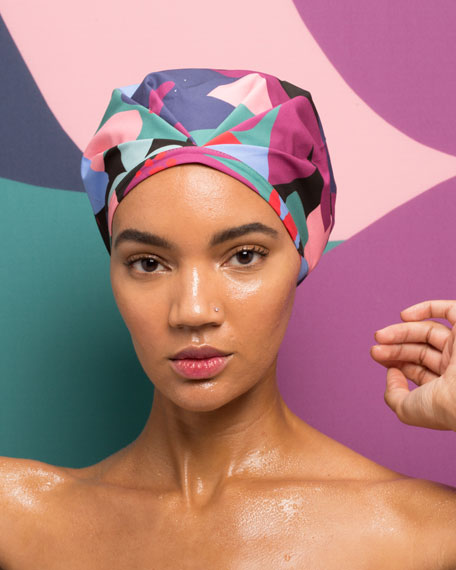 The Muse Shower Cap