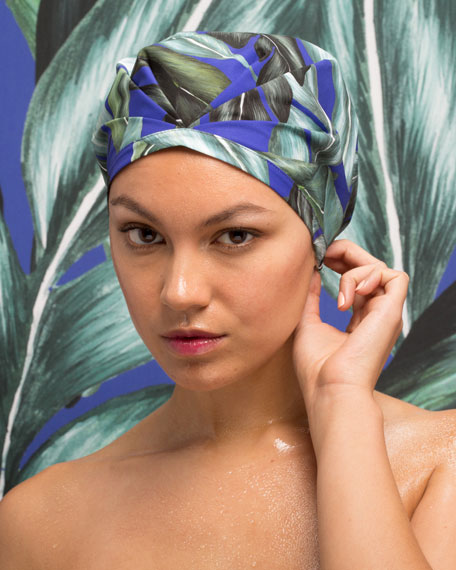 The Pari Shower Cap