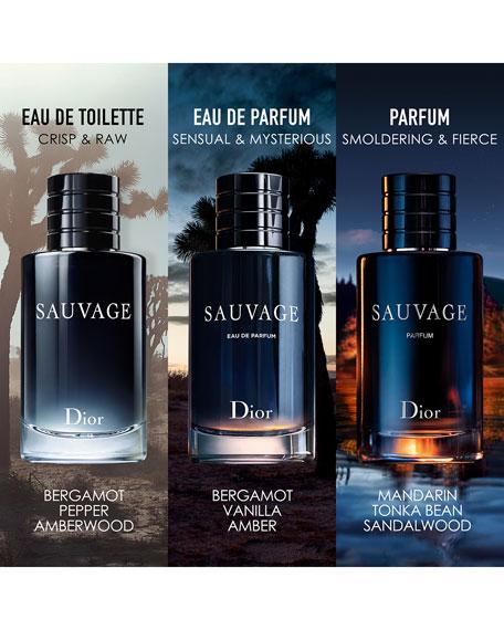 Sauvage Eau de Parfum, 3.4 oz.