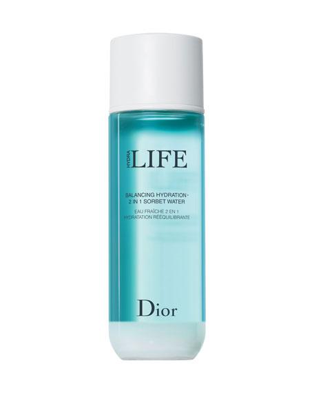 Dior LIFE Sorbet Water, 6.0 oz./ 175 mL