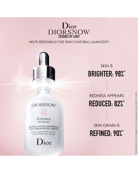 Image 3 of 4: 1.0 oz. Diorshow Essence of Light Serum