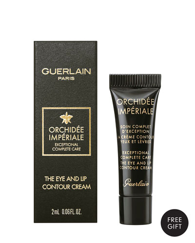 Yours with any $100 Guerlain Beauty Purchase—Online only*