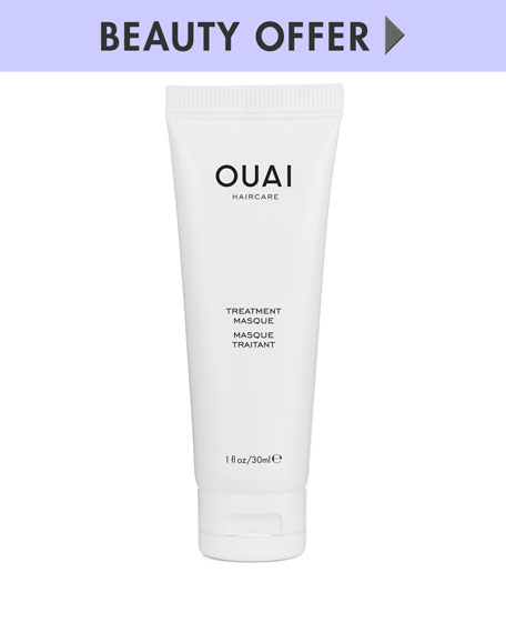 Yours with any $50 Ouai Purchase