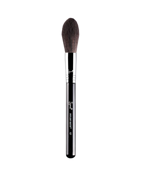 Image 1 of 2: Sigma Beauty F37 Spotlight Duster Cheek Brush