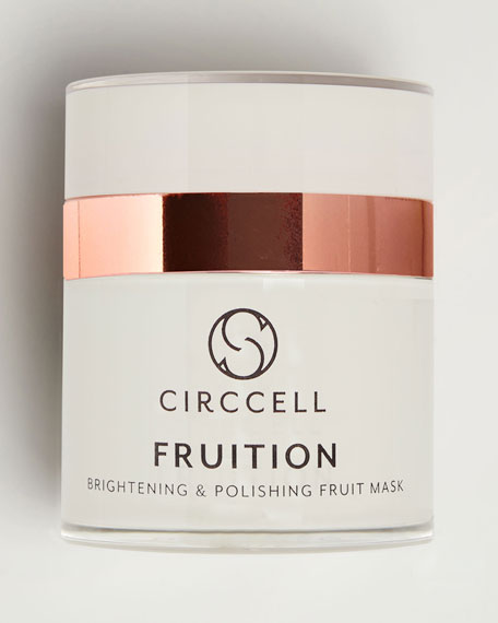 Circcell Skincare Fruition Brightening & Polishing Mask, 1.98