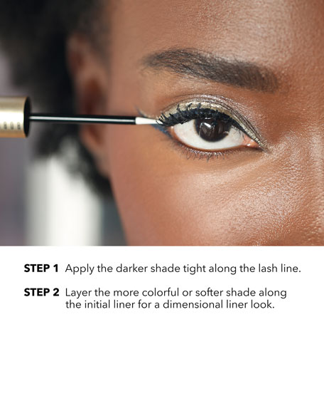 Limited Edition Dreaming of Capri Dual-Ended Long-Wear Liquid Liner