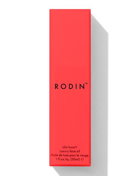 RODIN olio lusso Geranium & Orange Blossom Face Oil, 0.5 oz./ 15 mL