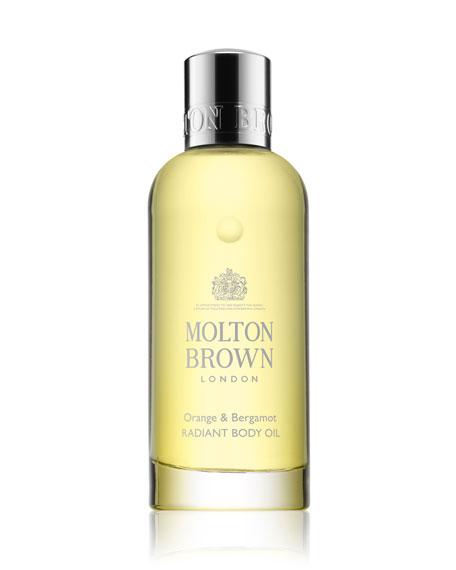 Molton Brown Orange & Bergamot Radiant Body Oil, 3.3 oz./ 97 mL