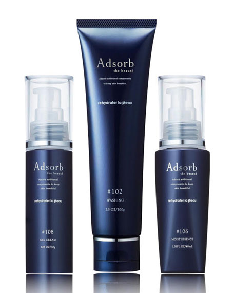 Adsorb Adsorb Three-Piece Bundle