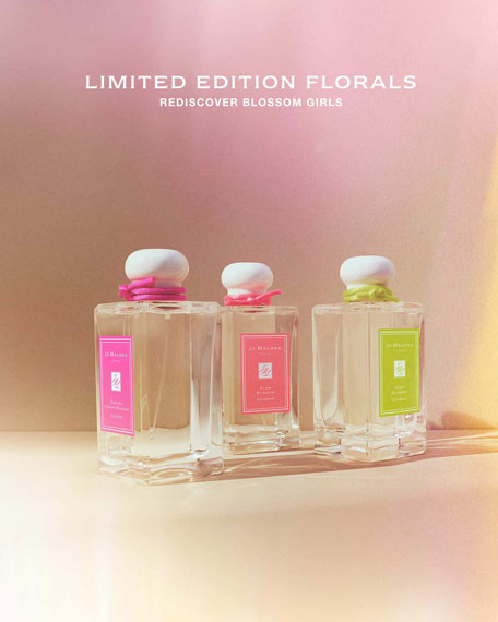 Sakura Cherry Blossom Limited Edition Cologne, 3.4 oz./ 100 mL