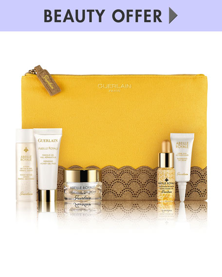 Yours with any $350 Guerlain Purchase