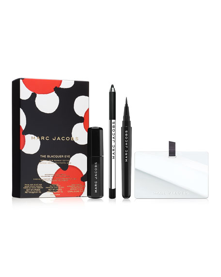 The Blacquer Eye Waterproof Eyeliner & Volumizing Mascara Collection