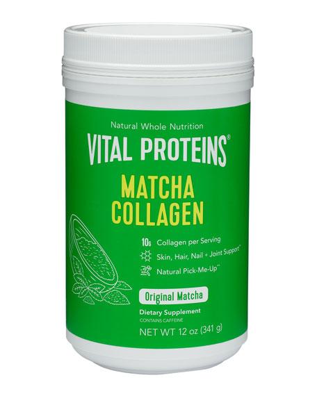 Collagen Peptides Matcha