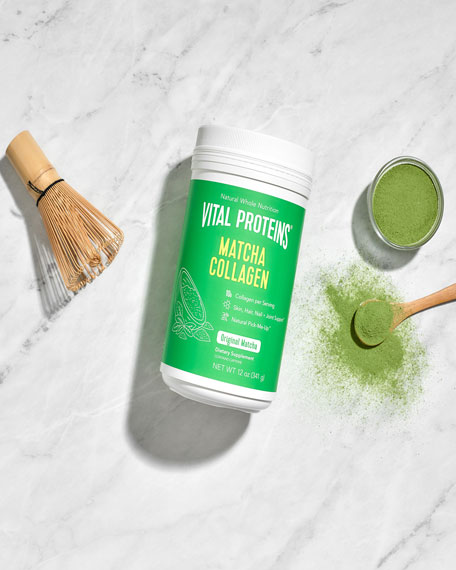 Image 4 of 4: Vital Proteins Collagen Peptides Matcha