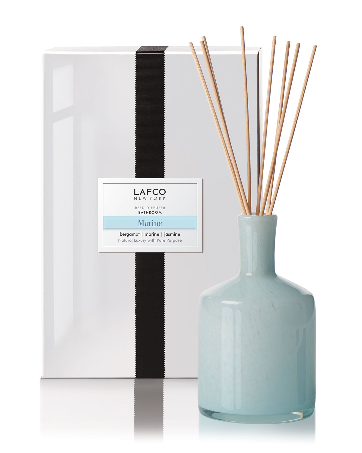Lafco Marine Reed Diffuser – Bathroom, 15 oz./ 444 mL