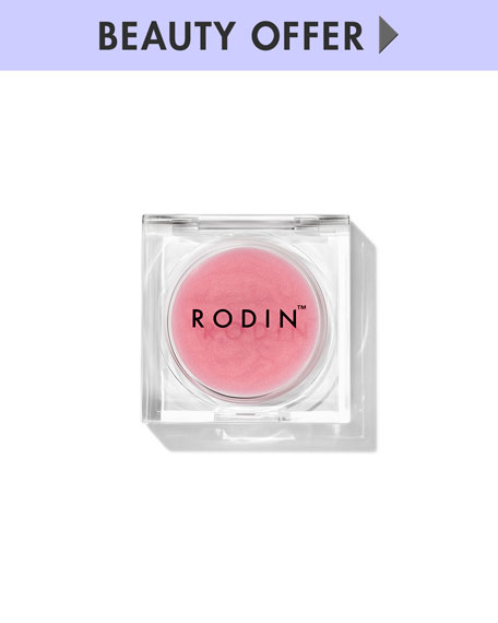 Yours with any $150 RODIN Purchase—Online only*
