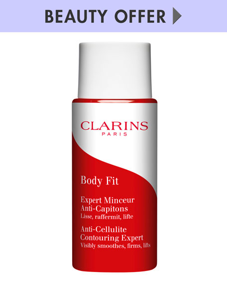Yours with any $75 Clarins Purchase - Online Only