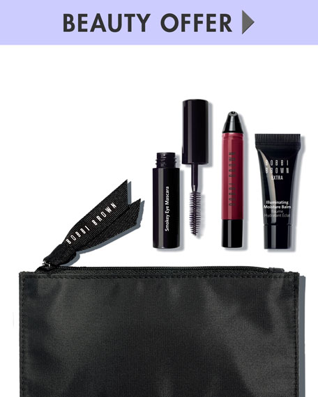 Yours with any $100 Bobbi Brown Purchase