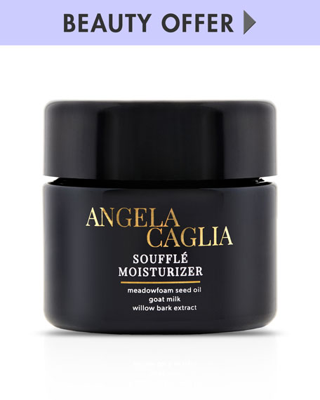 Yours with any $250 Angela Caglia Skincare Purchase