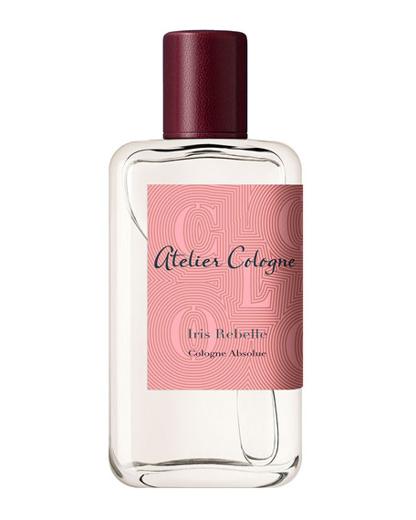 Atelier Cologne Iris Rebelle Cologne Absolue, 3.4 oz./