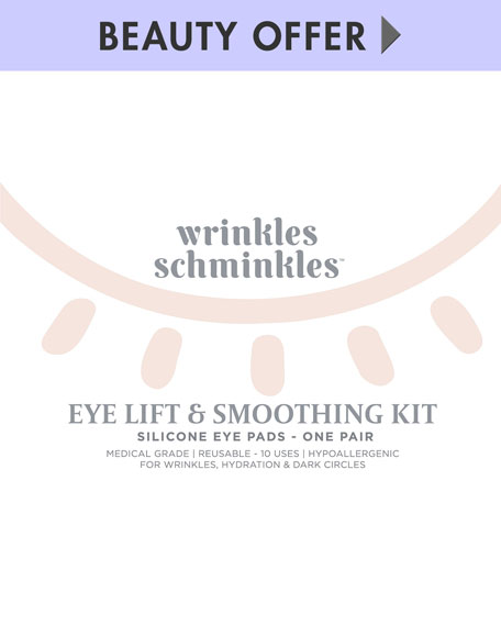 Yours with any $30 Wrinkles Schminkles Purchase