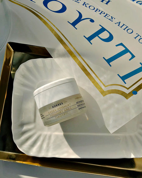 Greek Yoghurt Sleeping Facial, 1.4 oz./ 40 mL
