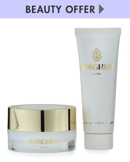 Yours with any $65 Borghese Purchase