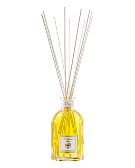 Dr. Vranjes Chinotto Pepe Glass Bottle Home Fragrance,