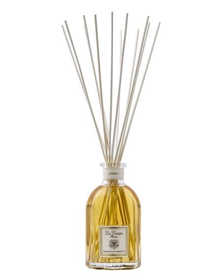 Dr. Vranjes Ambra Glass Bottle Home Fragrance, 8.5